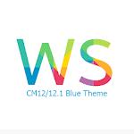 CM12.x/CM13 WS Blue Theme v2.0