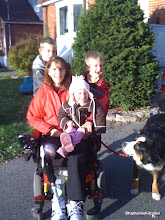 Photo: TEAM NANNY - One day after rehab.  Best part of a long day was getting home to the kids!