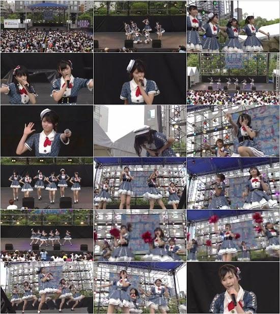 (Web)(360p) AKB48 チーム8 – TBC夏まつり2016 160731