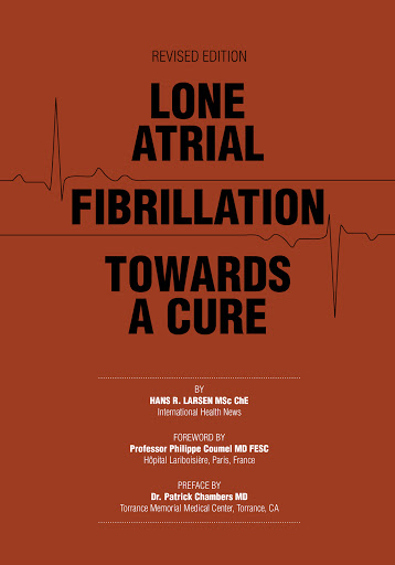 Lone Atrial Fibrillation Towards a Cure cover