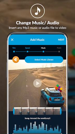 Slow mo video Editor: Slow-motion Video maker 2020 1.0.7 screenshots 7