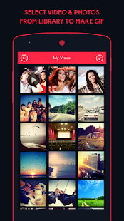 Gif Maker-Video & Photo to GIF- screenshot thumbnail
