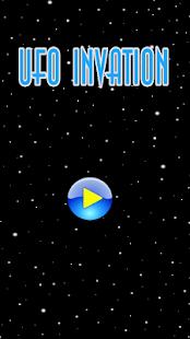 UFO Invasion - náhled