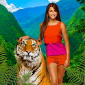 Wild Animal Photo Frames icon