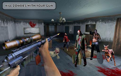des morts-vivants frontière mort tueur zombi tirer  urgencyclopedie.info 1