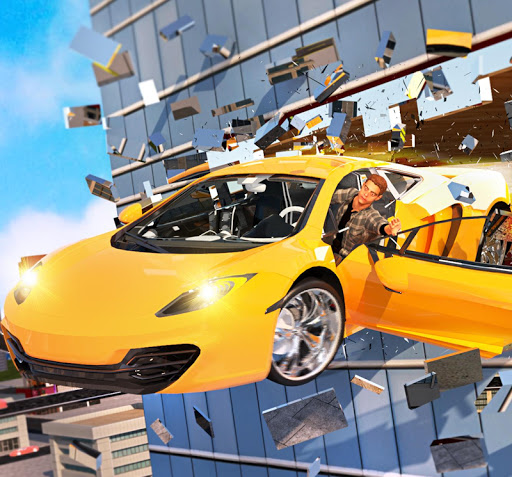 Smash Car Games:Impossible Tracks Car Stunt Racing 1.9 screenshots 6