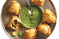 Spicy Mint Chutney