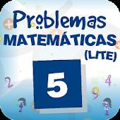 Problemas Matemáticas 5 (Lite)