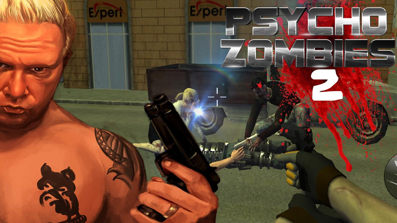 Psycho zombies 2- screenshot