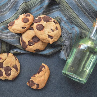 Sunflower Oil Chocolate Chip Cookies