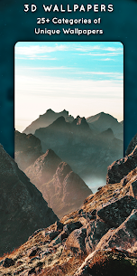 Parallax Live Wallpapers – 3D Backgrounds, 2K/4K (MOD, Pro) v1.2 4
