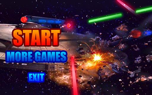 Laser Shot Battlefront Wars