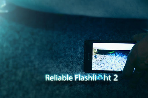 フラッシュライト 2 + カメラ