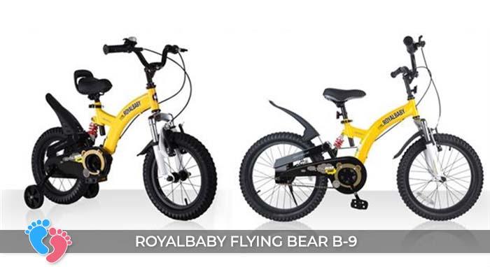 Xe đạp trẻ em Royal Baby Flying Bear b-9
