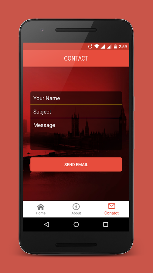 VYBE LONDON- screenshot