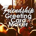 Friendship Greeting Cards Maker icon