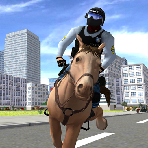 Mounted Police Horse 3D (game)