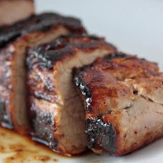 Honey Butter Pork Tenderloin.