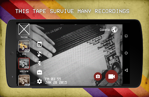 VHS Camera Recorder- screenshot thumbnail
