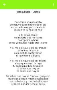 Cosculluela Musica-Guaya Letra - náhled