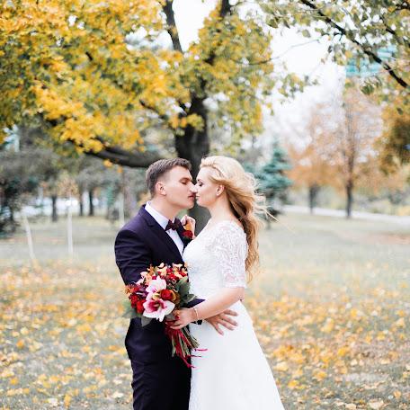 Wedding photographer Kseniya Alevtina (alevtina21). Photo of 17.10.2017