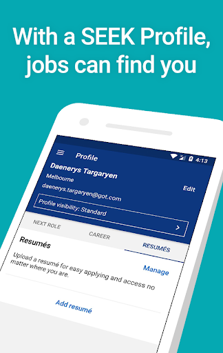 Download SEEK - Jobs on PC & Mac with AppKiwi APK Downloader