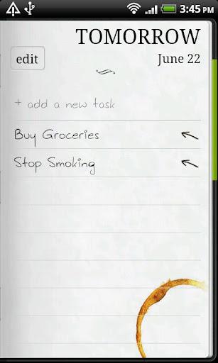 Do it Tomorrow screenshot 2