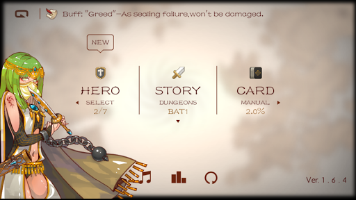 Seven Heroes screenshot 1