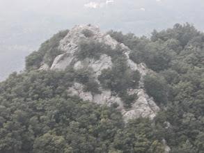 Photo: Puig de la Fillola et Coll Sabassa à D