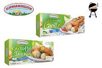 Angebot für Kartoffel-Taschen und Kartoffel-Griller im Supermarkt