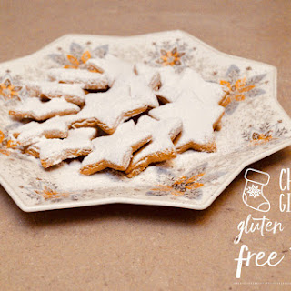 Christmas Gingerbread – Gluten Free.