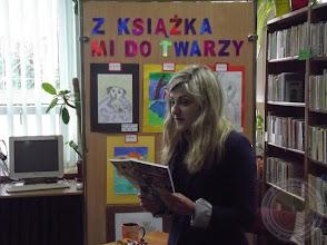 Photo: Spotkanie z poetką (w ramach Białostockiego Tygodnia Czytania Dzieciom)