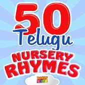 50 Telugu Nursery Rhymes