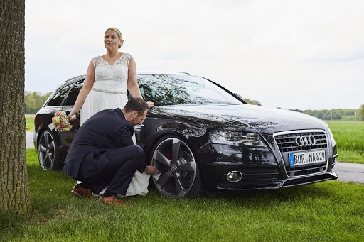 Bryllupsfotograf Sebastian Röhling (fotoroehling). Bilde av 09.01.2019