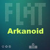 Flat Arkanoid