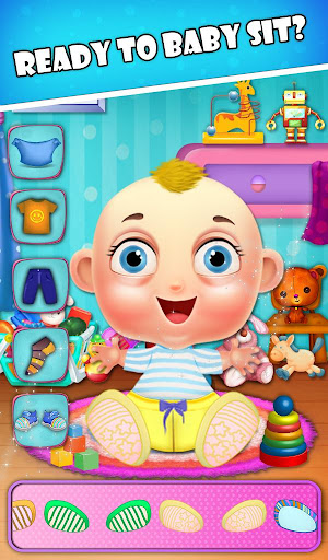 My LittleBaby Care And Dressup