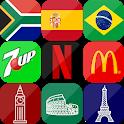 3in1 Quiz : Logo Quiz - Flag Quiz - Capital Quiz icon