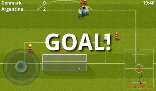 Télécharger Gratuit Striker Soccer APK MOD (Astuce) screenshots 1