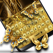App Gold Shine - Theme for keyboard APK for Windows Phone