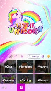 Little-Unicorn-Kika-Keyboard 3