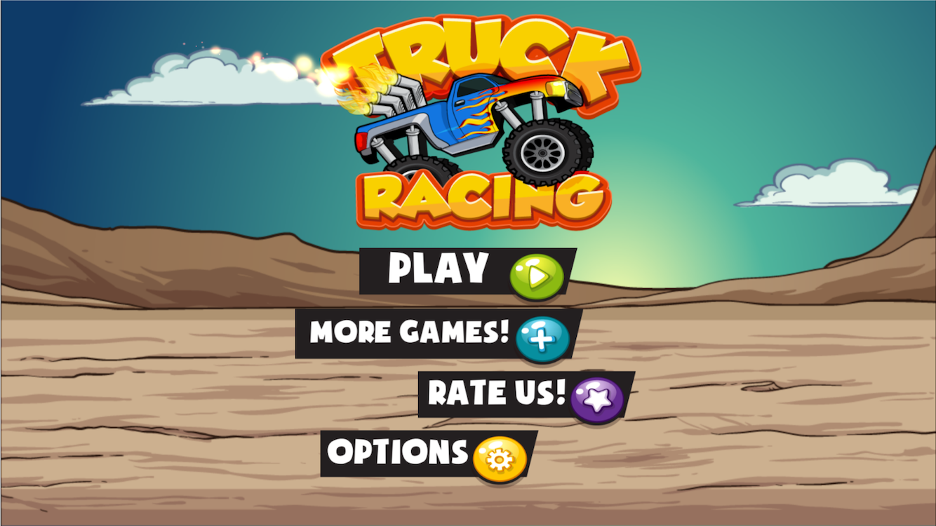 monster truck game for kids android apps on google play