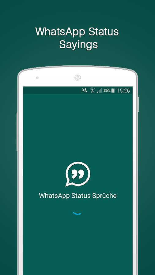 Gambling status for whatsapp