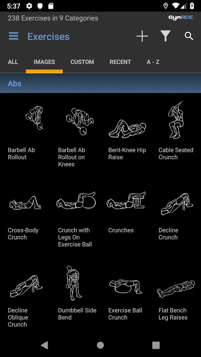 GymACE Pro: Workout & Body Log v1.8.3-pro