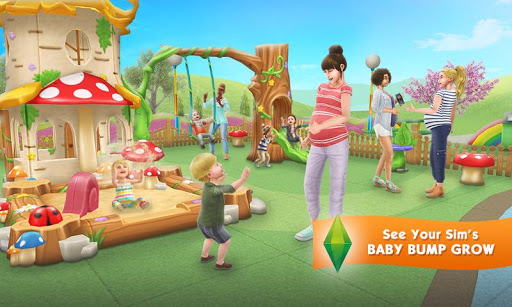 The Sims FreePlay  mod screenshots 2