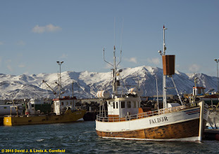 Photo: Husavik, Iceland