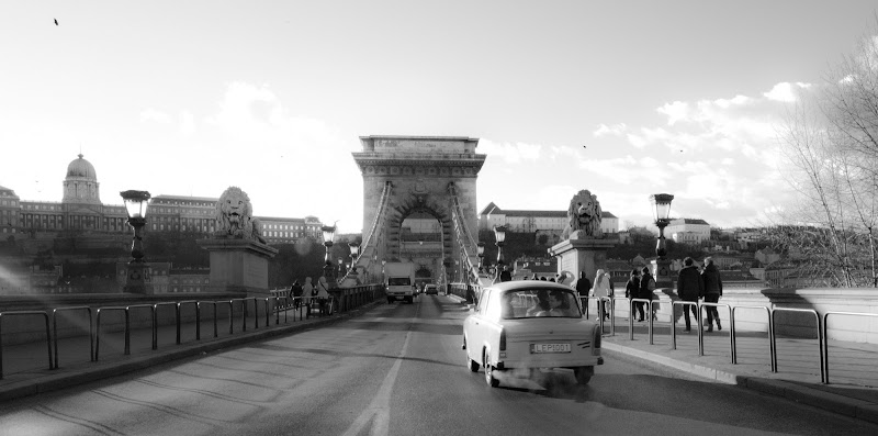 Budapest b&w di Theoph