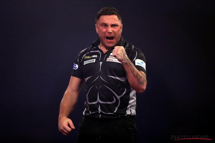 Gerwyn Price heerst in eerste wedstrijddeel en klopt tweevoudig wereldkampioen in WK-finale darts