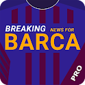 Breaking News for Barcelona Pro icon