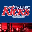 Kicks 101.5 icon
