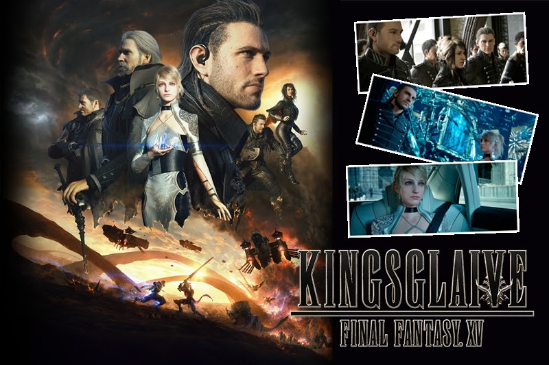 [FFXV] เปิดตำนาน FFXV กับอภิมหาภาพยนตร์ Kingsglaive: Final Fantasy XV